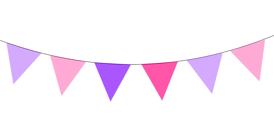 flags bunting swag free vector graphic on pixabay rh pixabay com bunting clip art black and white bunting clip art border free