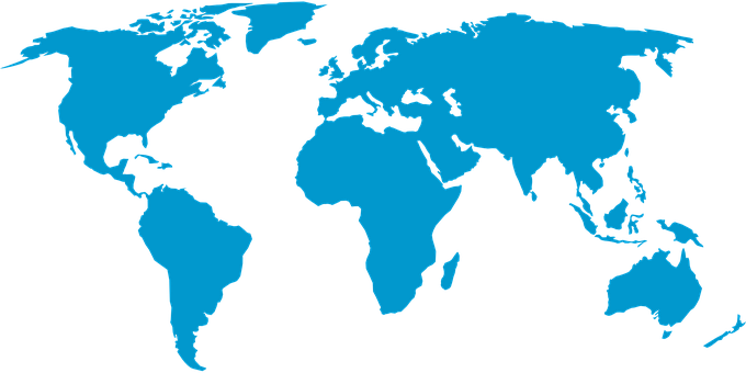 Free Map Of The World.1 000 Free Map Globe Vectors Pixabay