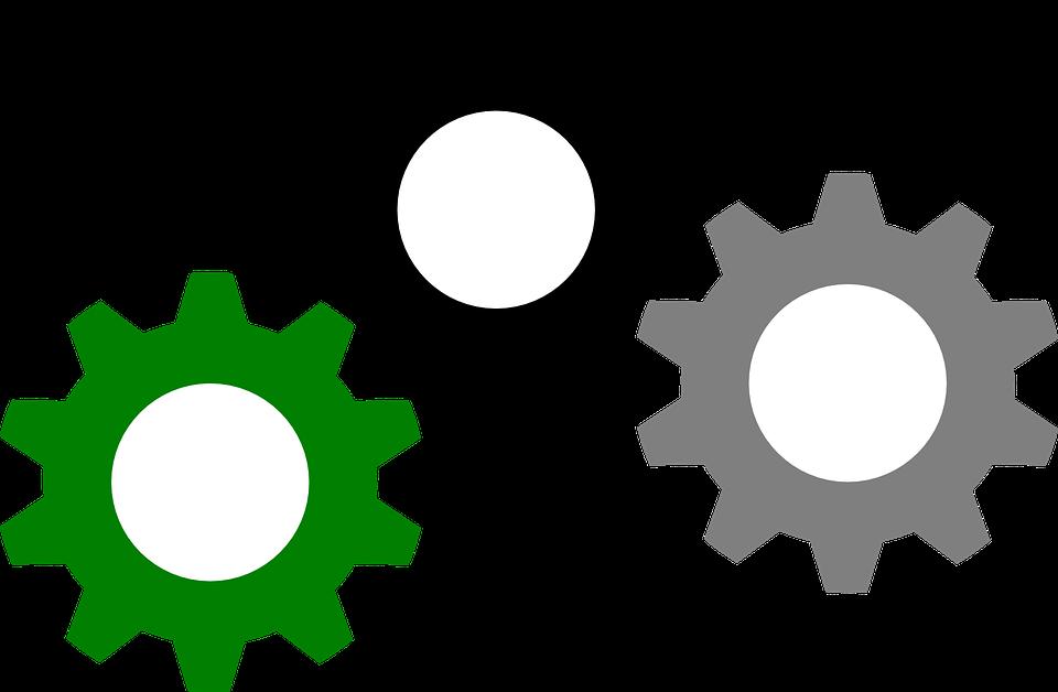 Cogwheels Gears Racks 183 Free Vector Graphic On Pixabay
