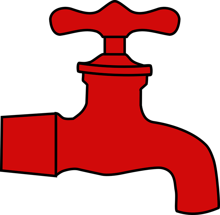 Faucet Water Tap Metal · Free vector graphic on Pixabay