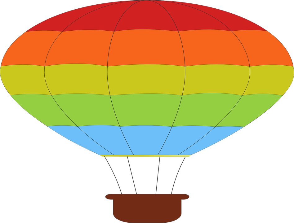 Balloon Basket Hot Air Free Vector Graphic On Pixabay