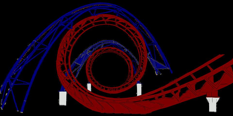 achterbahn rohr rot  u00b7 kostenlose vektorgrafik auf pixabay roller coaster clip art free roller coaster clip art free
