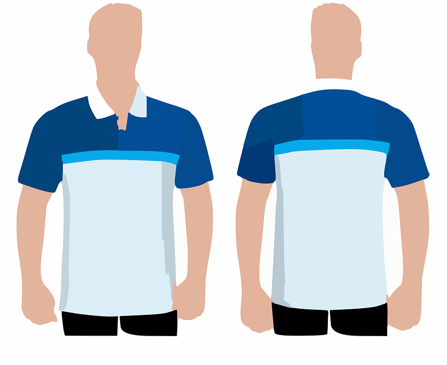 Shirt Polo Jersey Free Vector Graphic On Pixabay