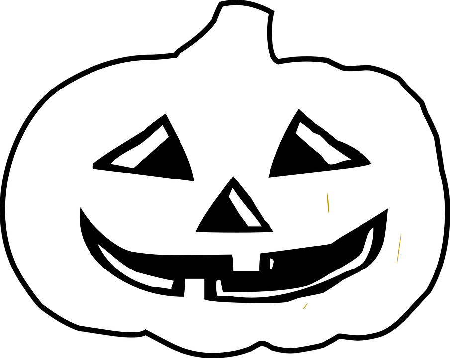 Pumpkin Halloween Face Free Vector Graphic On Pixabay