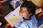 children infant girl school reading studying india poor school india poor poor poor poor poor