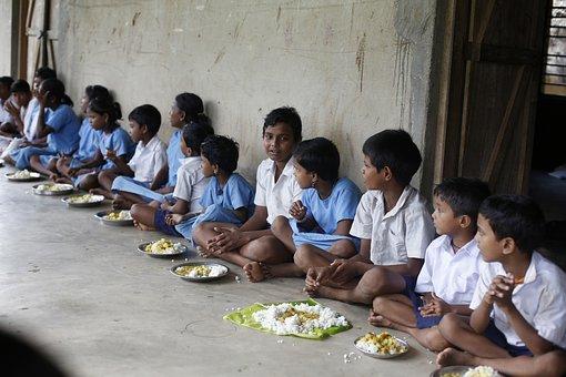 Children, Infants, Boys, Girls, Eating