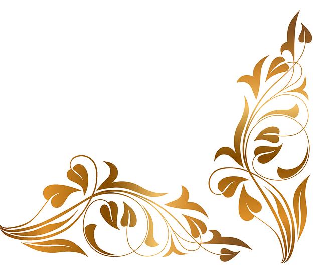 Flora Resumo Filigrana · Gráfico vetorial grátis no Pixabay