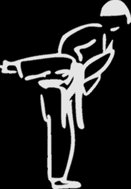 71+ Gambar Animasi Taekwondo Keren