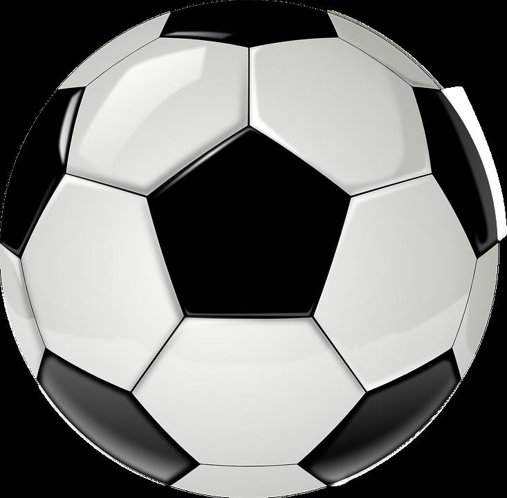 Bola ftbol el deporte grficos vectoriales gratis en pixabay bola ftbol el deporte reflexin nuevo negro thecheapjerseys Images