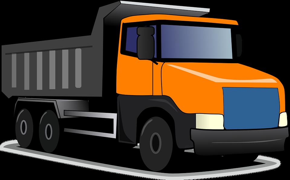 Картинки машинки грузовые нарисованные