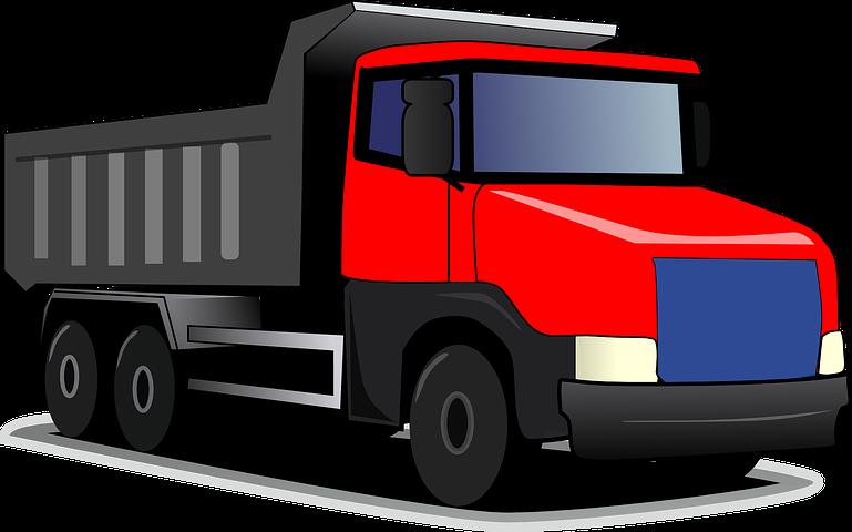 Картинки мультяшного грузовика