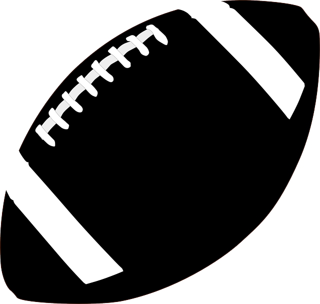 american football egg ball black free vector graphic on pixabay rh pixabay com american football vector icon american football vector free