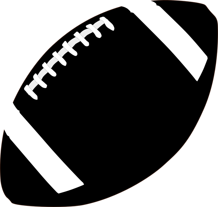 american football egg ball black free vector graphic on pixabay rh pixabay com free vector football helmet free vector football cup