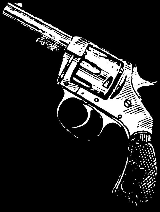 kostenlose vektorgrafik waffe revolver pistole western kostenloses bild auf pixabay 306921. Black Bedroom Furniture Sets. Home Design Ideas