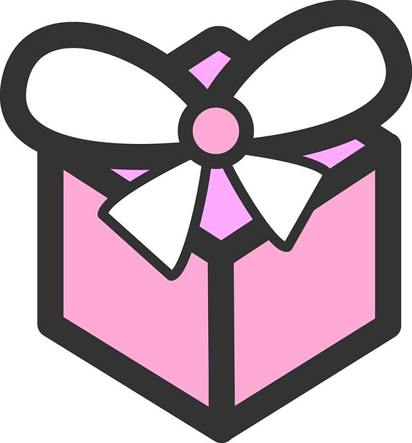 Vector gratis presente regalo cumplea os arco imagen for In regalo gratis