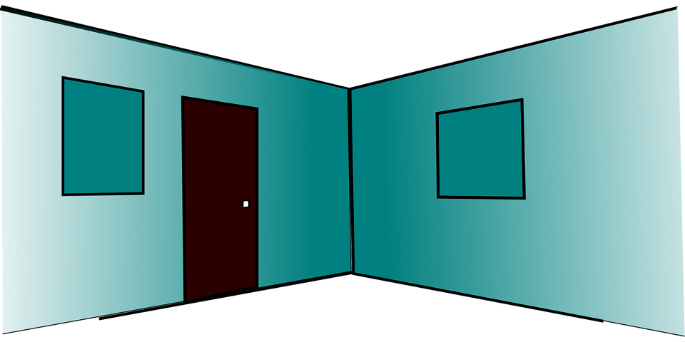 Free vector graphic room interior door empty free for Interior design images png