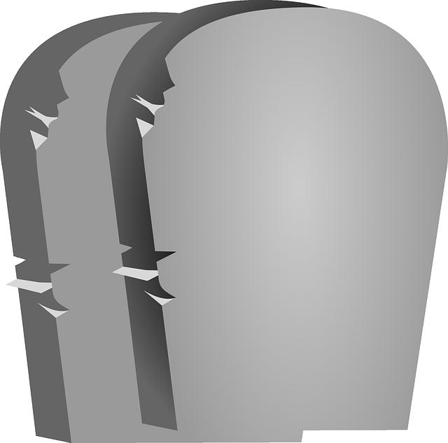 free vector graphic gravestone  graveyard  halloween Animated Cartoon Tombstones Rip Headstone