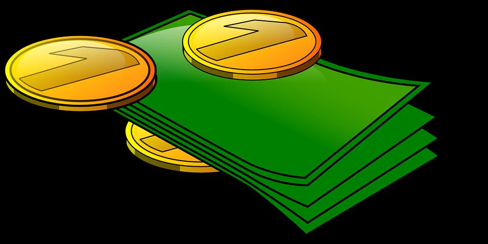 Gambar Uang Koin Kartun Uang Koin Lipat Gambar Vektor Gratis Di Pixabay