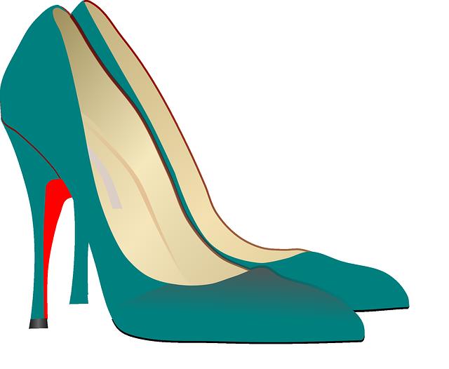 free vector graphic high heels stilettos show pump. Black Bedroom Furniture Sets. Home Design Ideas