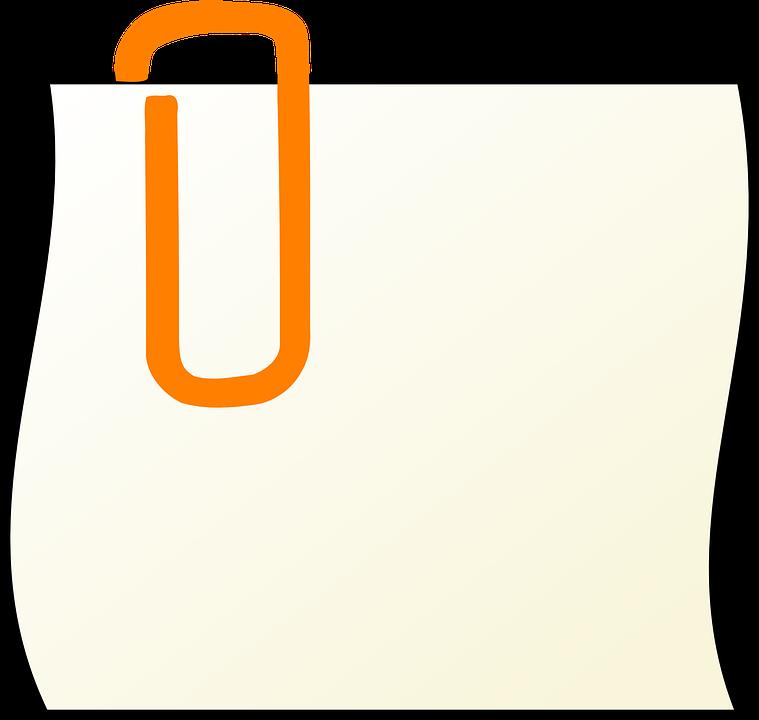 Büroklammer clipart  Büroklammer - Kostenlose Bilder auf Pixabay