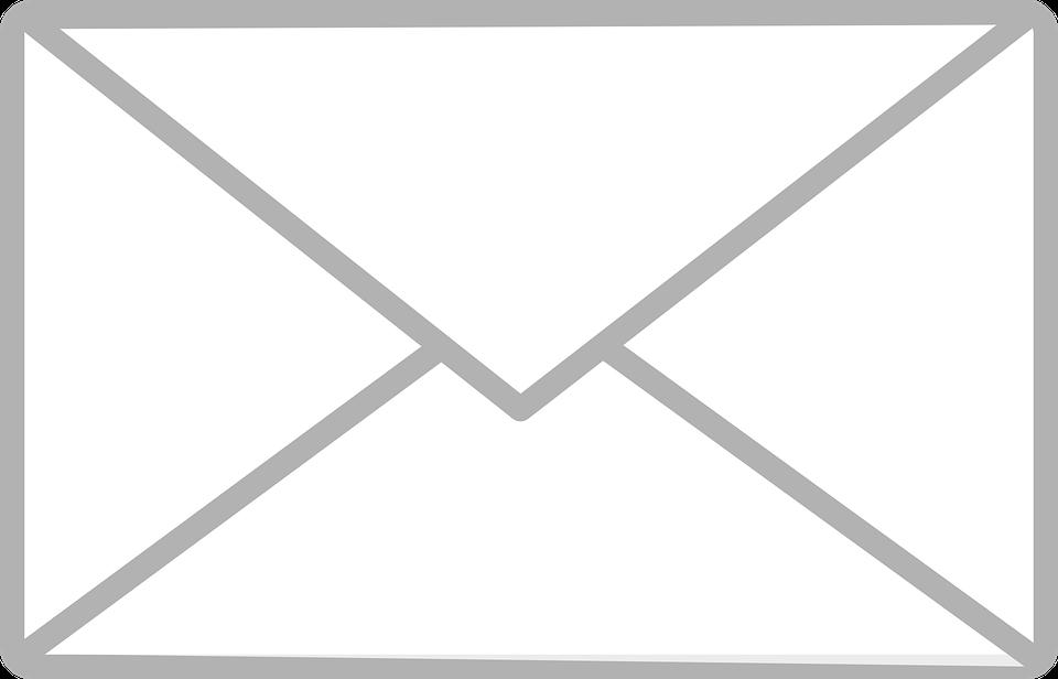 Mail Surat Amplop Gambar Vektor Gratis Di Pixabay