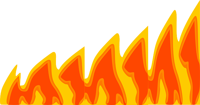 Free Fire Graphics: Fire Flames Hell · Free Vector Graphic On Pixabay