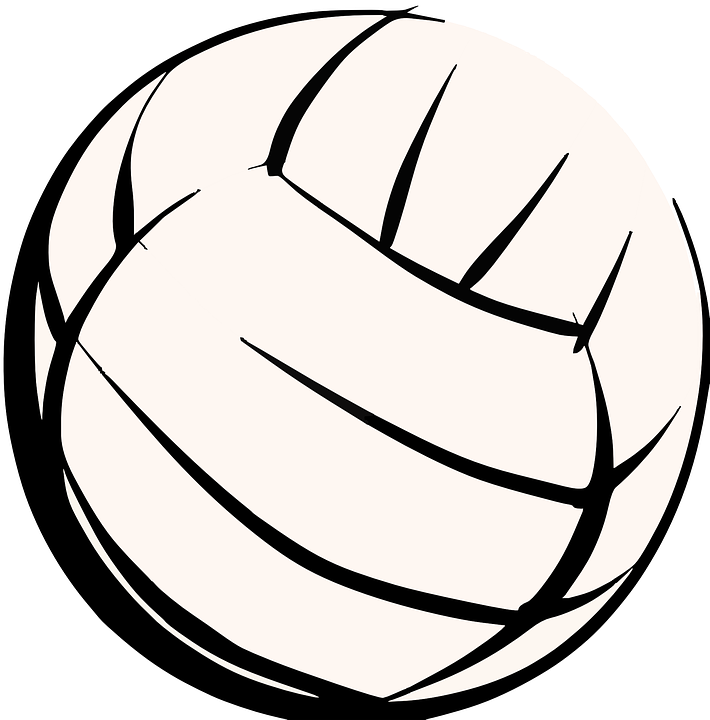 volleyball sport beach free vector graphic on pixabay rh pixabay com volleyball player vector free volleyball silhouette vector free