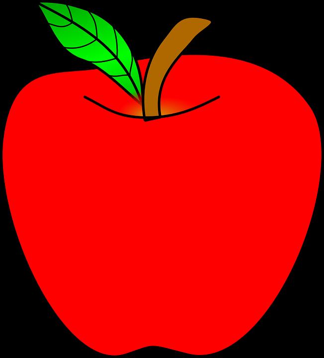 Макет яблока
