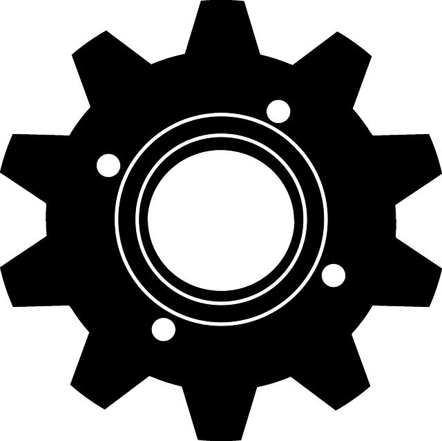 Gear Cog-Wheel Movement · Free vector graphic on Pixabay
