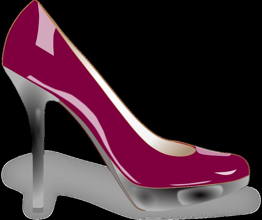 shoe heel high free vector graphic on pixabay. Black Bedroom Furniture Sets. Home Design Ideas