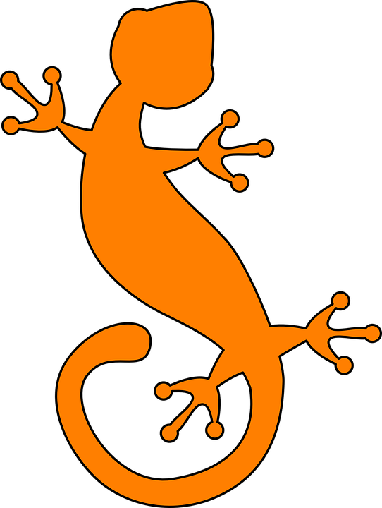 image vectorielle gratuite l zard gecko logo iguane image gratuite sur pixabay 307447. Black Bedroom Furniture Sets. Home Design Ideas
