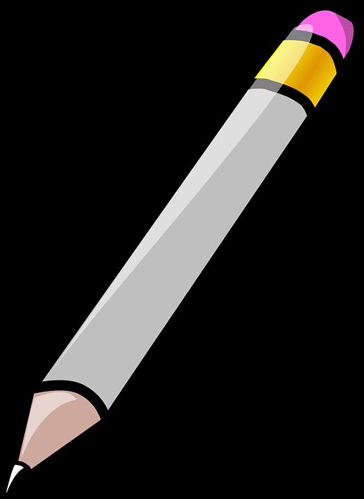 Výsledek obrázku pro kreslená tužka