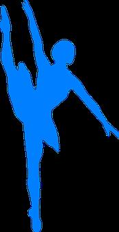 Ballerina, Balley, Perform, Female