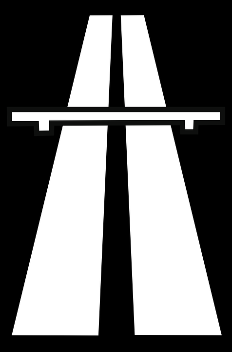 Autobahn, Highway, Road Sign, Roadsign, Street Sign