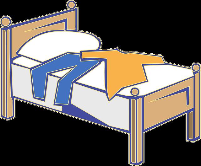 Bed empty pillow free vector graphic on pixabay - Loft cetatuia loft transparent en roumanie ...