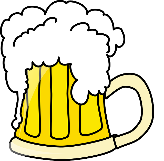 Mug Beer Froth · Free vector graphic on Pixabay