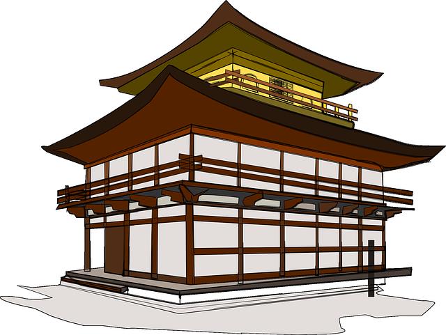 image vectorielle gratuite pagode asie l 39 architecture toit image gratuite sur pixabay 307722. Black Bedroom Furniture Sets. Home Design Ideas