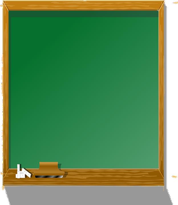 blackboard chalkboard education  u00b7 free vector graphic on chalkboard clipart designs chalkboard clipart 2nd birthday