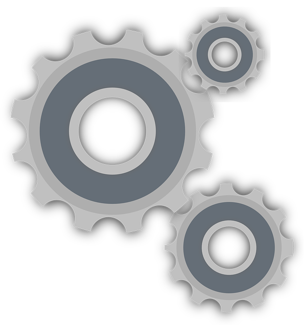 Gear Cog Wheel · Free vector graphic on Pixabay