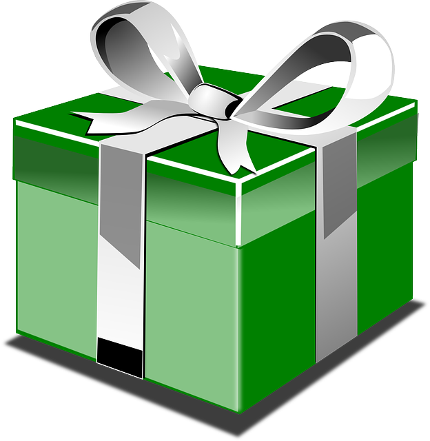 Present Box Gift · Free vector graphic on Pixabay