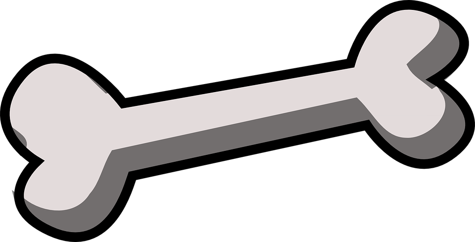 knochen hund huhn kostenlose vektorgrafik auf pixabay. Black Bedroom Furniture Sets. Home Design Ideas