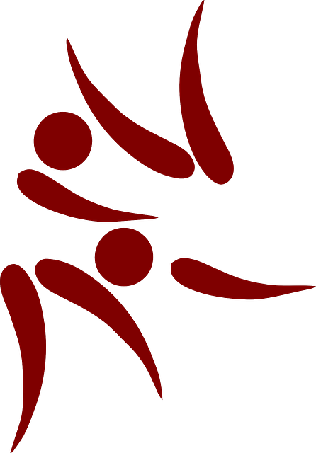 image vectorielle gratuite judo logo ic244ne le sport