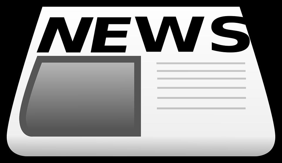 Newspaper Generic Free Vector Graphic On Pixabay