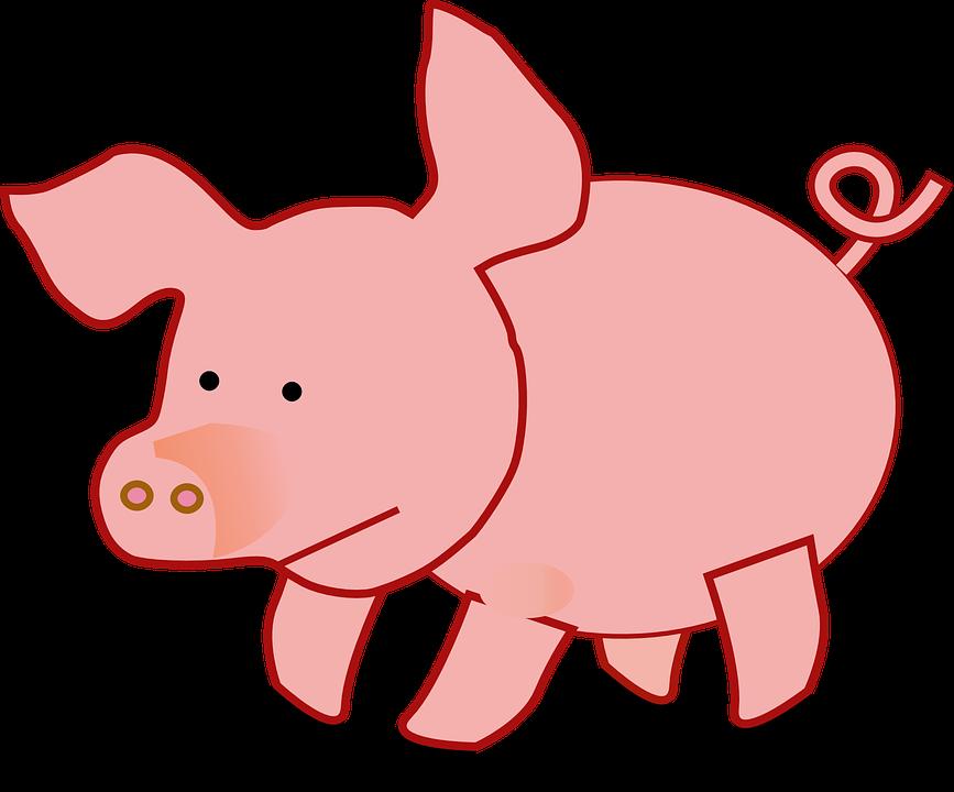 Cochon Image rose cochon matières grasses · images vectorielles gratuites sur pixabay