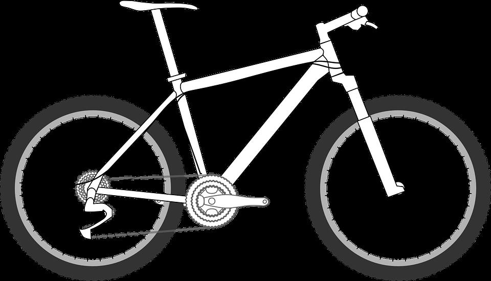 bjergcykel