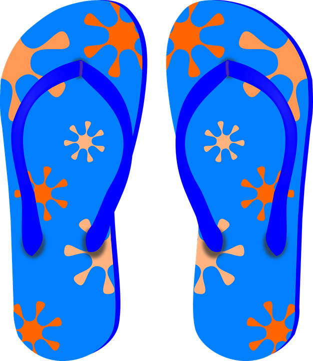 thongs flip flops sandals free vector graphic on pixabay rh pixabay com flip flops clipart png flip flops clipart black and white
