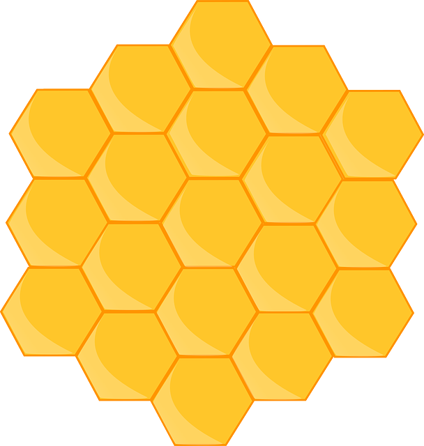 Free vector graphic: Honeycomb, Bee, Shape, Hexagon - Free Image on ...