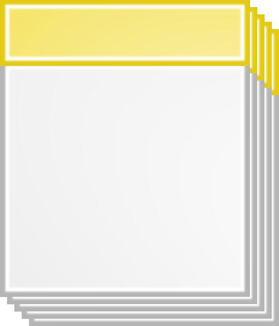 Blank Calendar Graphic : Calendar blank days · free vector graphic on pixabay