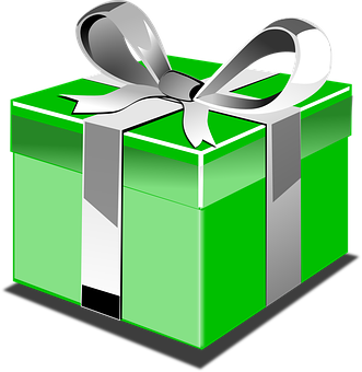 Birthday present free pictures on pixabay present gift green bow silver decoration c negle Gallery