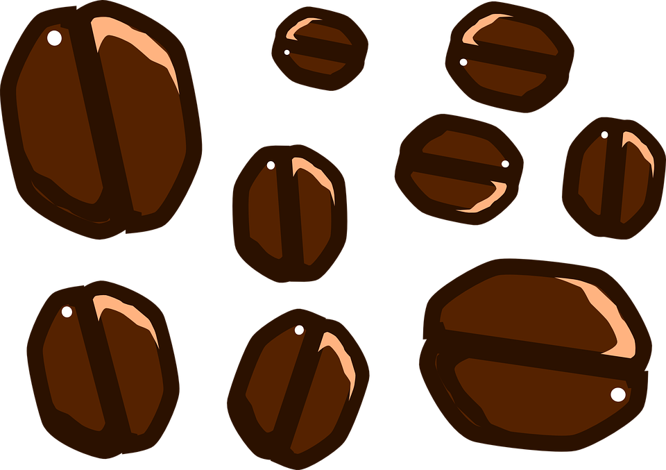 Free vector graphic: Coffee, Bean, Mocha, Food, Beverage ...